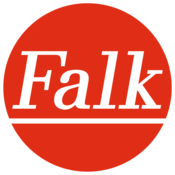 App Icon: Falk Maps Routenplaner & Karte