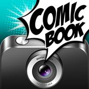 App Icon: Comic-Kamera (Comic Book Camera free) 2.0