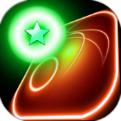 App Icon: Glowium - Brain Challenge