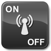 App Icon: WiFi OnOff