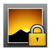 App Icon: Gallery Lock Pro (Deutsch)