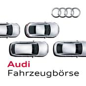 App Icon: Audi Fahrzeugbörse 2.4.0