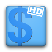 App Icon: MoneyManager HD - BETA