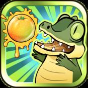 App Icon: Fruit Krokodil