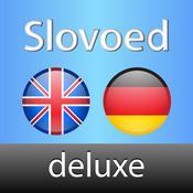App Icon: Englisch <-> Deutsch Slovoed Deluxe Wörterbuch mit Sprachausgabe 3.58.291