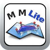 App Icon: Measure Map Lite - By Global DPI 6.1