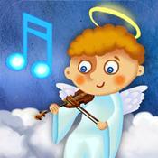 App Icon: Weihnachtslieder   animiertes Liederbuch zum Mitsingen und Genießen ~ Test 1.1.2