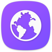 App Icon: Samsung Internet for Android