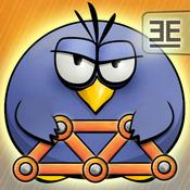 App Icon: Fat Birds Build a Bridge! 1.2.6