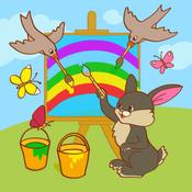 App Icon: Erfahren Sie Farben für Kids