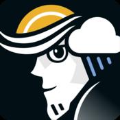 App Icon: Wetter-Radar-Sturm MORECAST