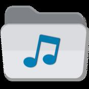 App Icon: Music Folder Player Free