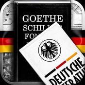 App Icon: Deutsche Bücher - 10.517 Klassische Werke der deutschen Literatur 1.0.5