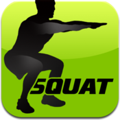 App Icon: Kniebeugen - Squats Workout