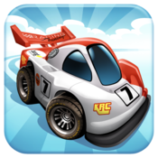 App Icon: Mini Motor Racing