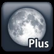 App Icon: Simple Moon Phase Widget Plus