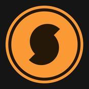 App Icon: SoundHound + LiveLyrics | Musik suchen und hören, Lieder und Songtexte spielen 7.1.3