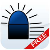 App Icon: PolizeiNews Free