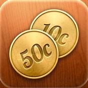 App Icon: Cents ~ verfolgen der kleinen Ausgaben 1.1