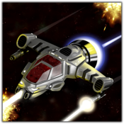App Icon: Xelorians - Space Shooter