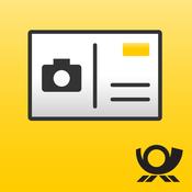 App Icon: Funcard - Postkarten App