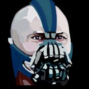 App Icon: Bane Voice Changer BTVC Batman