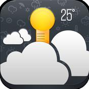 App Icon: iThermometer & Weather 2.3