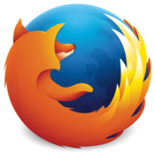 App Icon: Firefox-Browser schnell/privat
