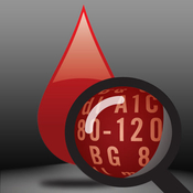 App Icon: Glucose Buddy Pro : Diabetes Managing Logbook w/ Blood Pressure & Weight Tracking 3.7.0