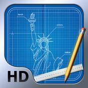 App Icon: Blueprint 3D HD 2.0