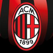 App Icon: A.C. Milan