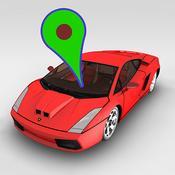App Icon: Finden Sie Ihr Auto mit AR: Augmented Car Finder 3.2.1