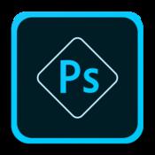 App Icon: Adobe Photoshop Express