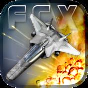 App Icon: Fractal Combat X (Premium)
