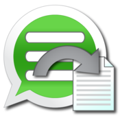 App Icon: Backup Text for Whats