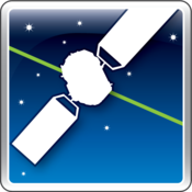 App Icon: Satellite AR