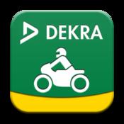 App Icon: DEKRA Motorrad