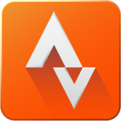 App Icon: Strava GPS Laufen & Radfahren