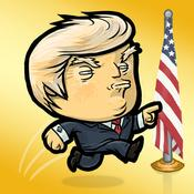 App Icon: Trump Jump : The Game 1.1