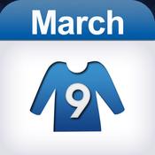App Icon: Fußball-Kalender 2.0