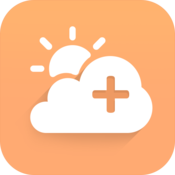 App Icon: Weather + :: Wetter