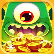 App Icon: Super Monsters Ate My Condo!