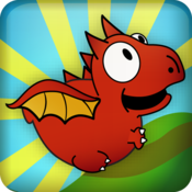 App Icon: Dragon, Fly! Free