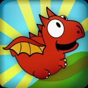 App Icon: Dragon, Fly! Free