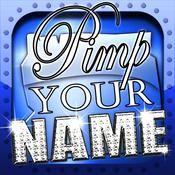 App Icon: Pimp Your Name - Wallpaper mit DEINEM Namen! 2.8.5