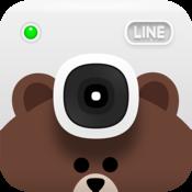 App Icon: LINE Camera: Animierte Sticker