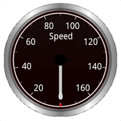 App Icon: SpeedHUD