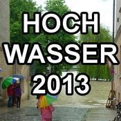 App Icon: Hochwasser 2013