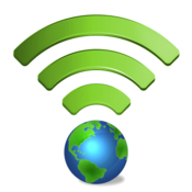 App Icon: Wifi Collector