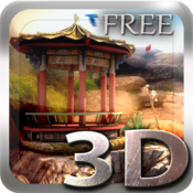 App Icon: Oriental Garden 3D free